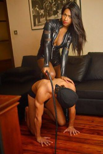 Mistress Padrona Severa